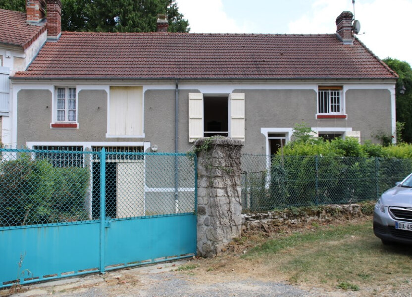 Maison à vendre 72m2 à Château-Thierry