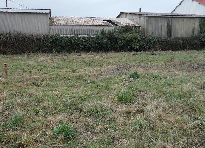 Terrain à vendre 407m2 à Château-Thierry