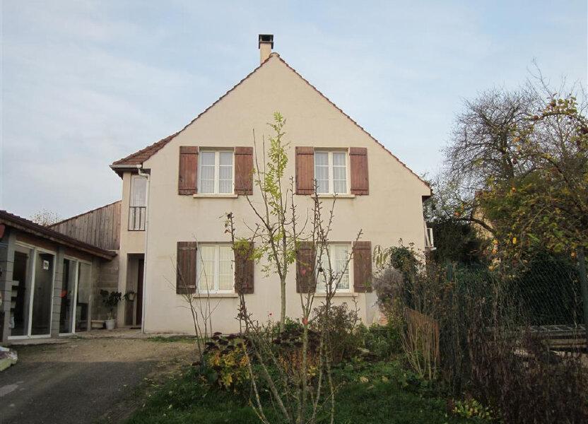 Maison à vendre 135.1m2 à Château-Thierry