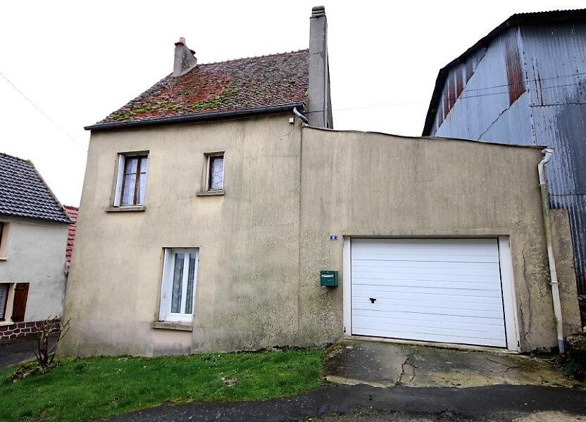 Maison à vendre 80m2 à Courboin