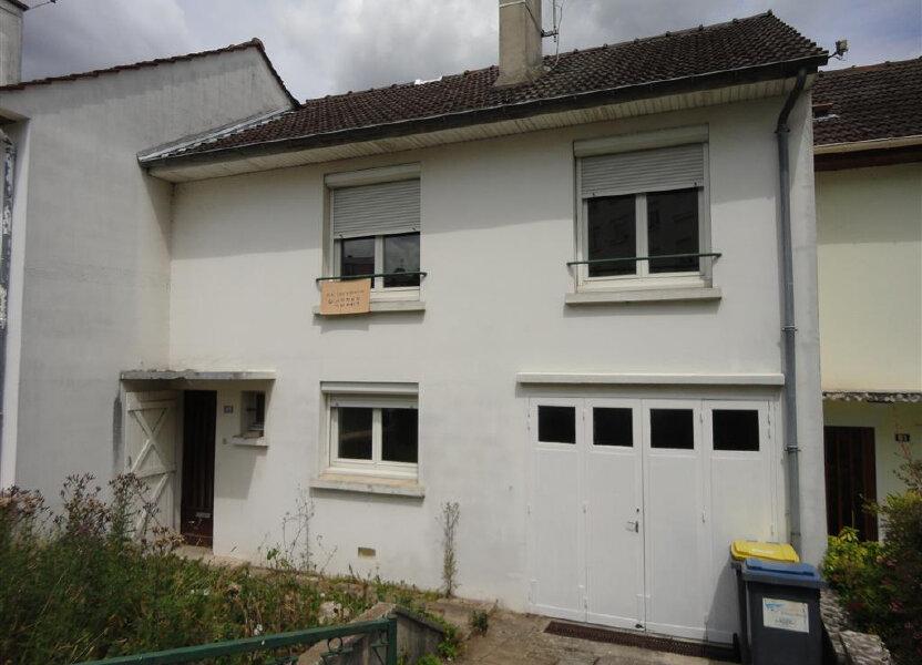 Maison à vendre 110m2 à Château-Thierry