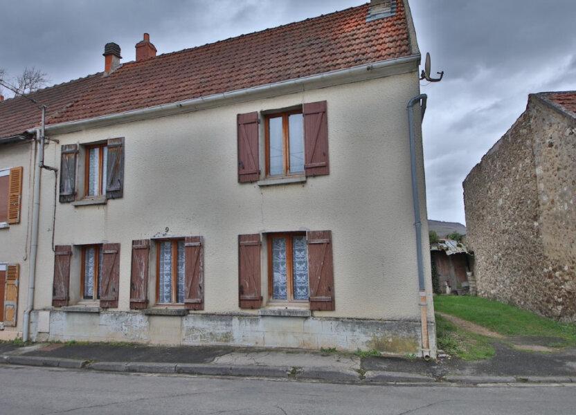 Maison à vendre 75m2 à Crézancy