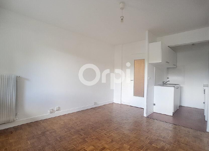 Appartement à louer 40.52m2 à Vanves