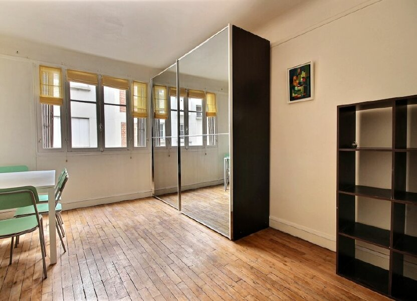 Appartement à louer 25m2 à Paris 14