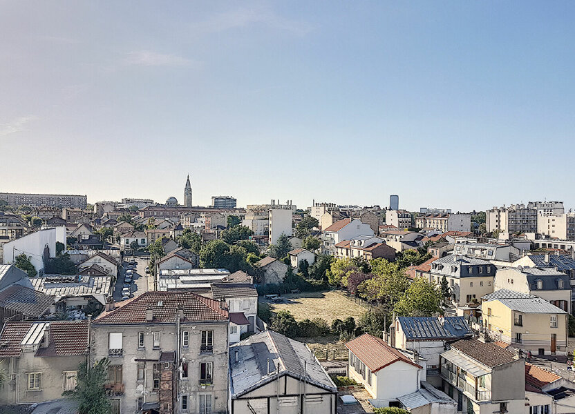 Appartement à louer 41m2 à Gentilly
