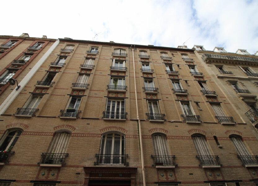 Appartement à louer 29.56m2 à Paris 14