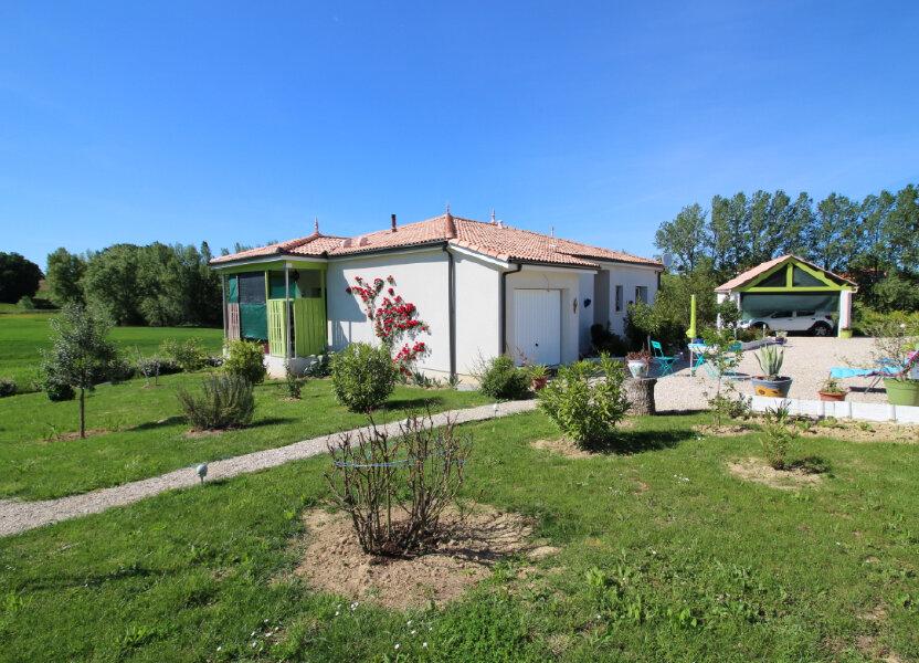 Maison à vendre 116m2 à Caussade