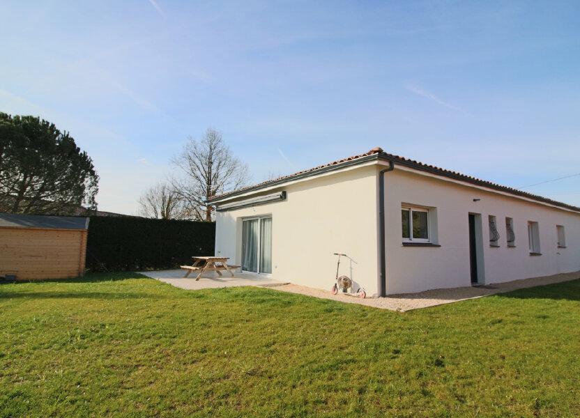 Maison à vendre 115m2 à Montbeton