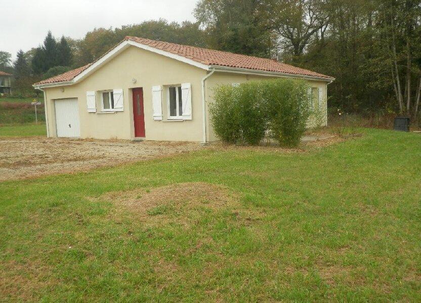 Maison à louer 80m2 à Duhort-Bachen