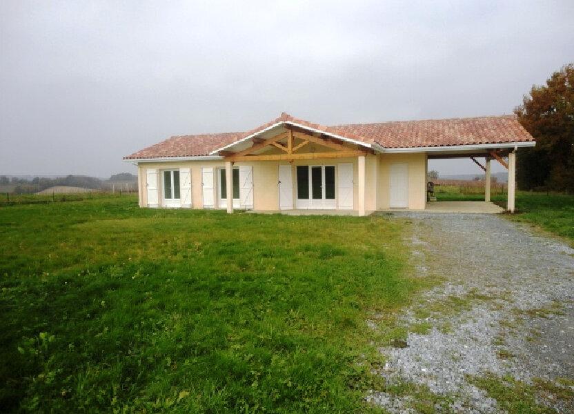 Maison à louer 100m2 à Pouydraguin
