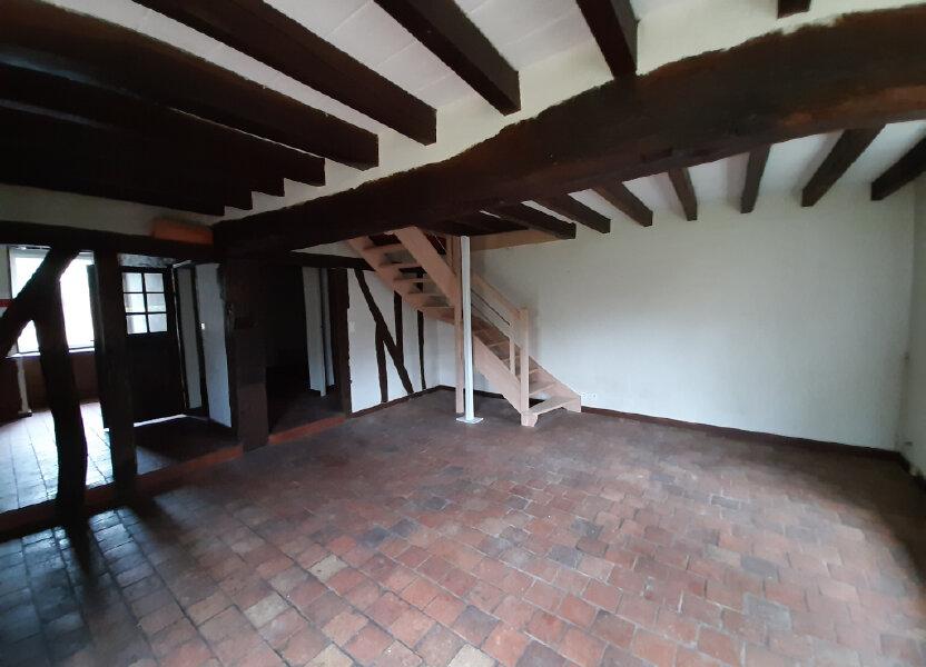 Maison à louer 74m2 à Saint-Benoît-sur-Loire