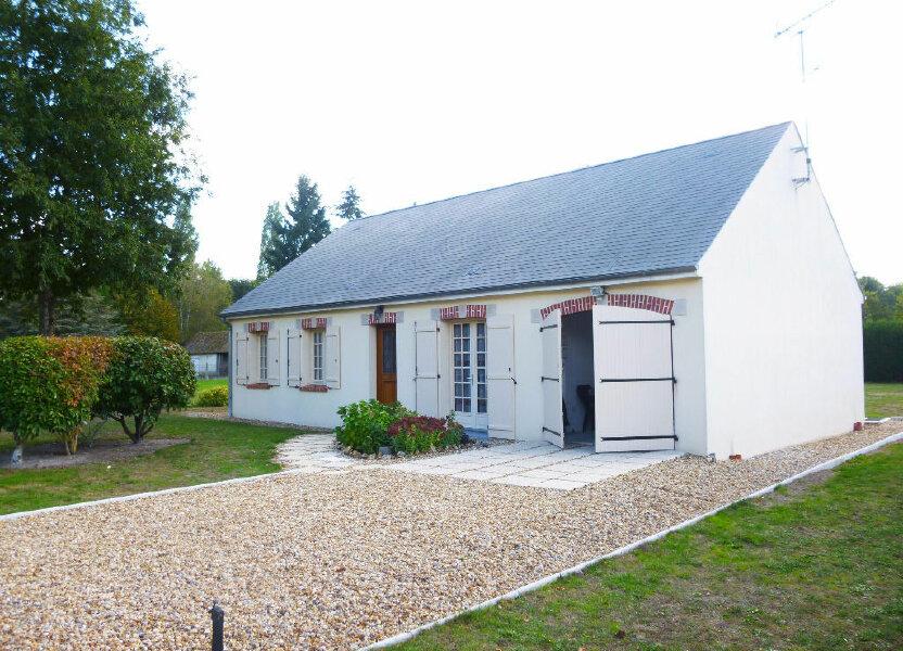 Maison à louer 84m2 à Châteauneuf-sur-Loire