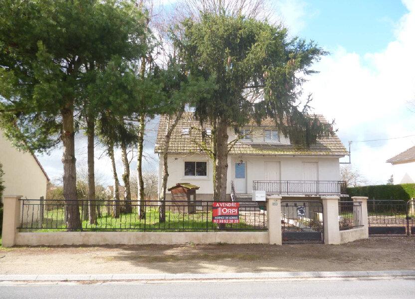 Maison à vendre 167m2 à Lorris
