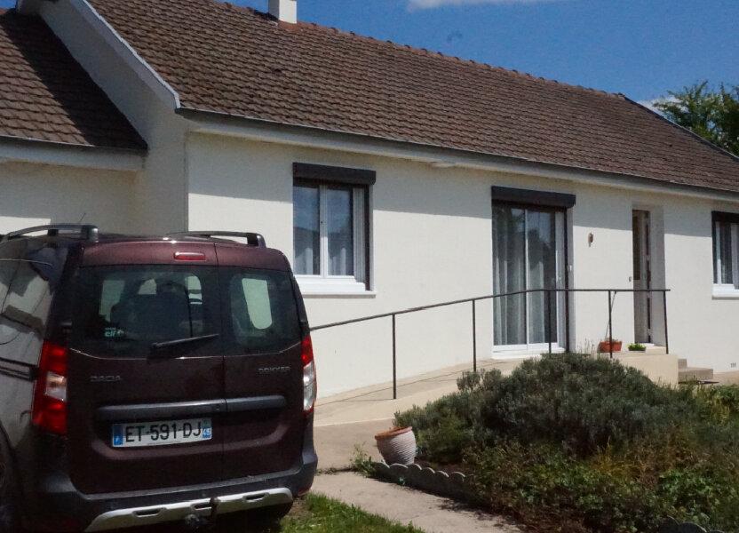 Maison à vendre 92m2 à Châtenoy