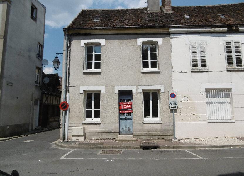 Maison à vendre 78m2 à Châtillon-Coligny