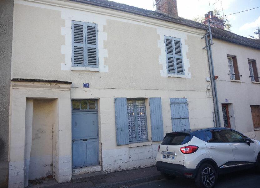 Maison à vendre 106m2 à Châtillon-Coligny