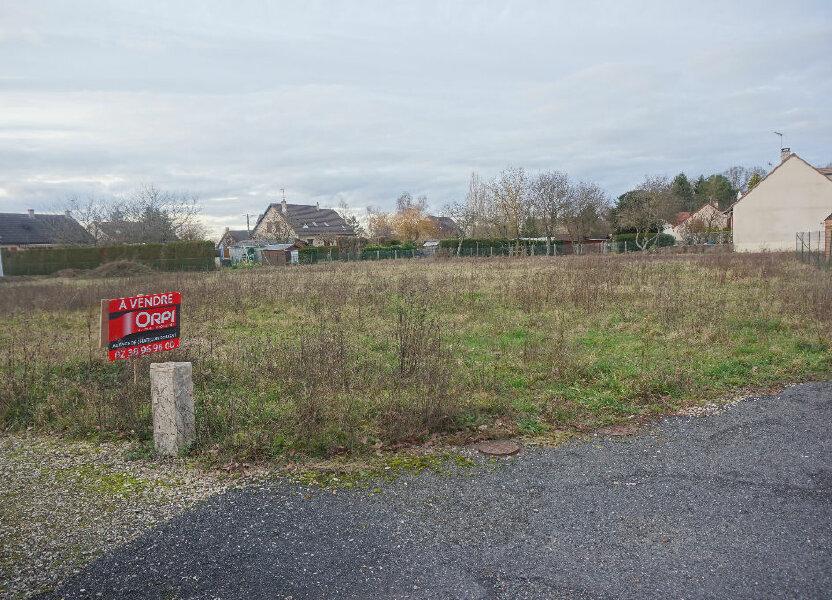Terrain à vendre 963m2 à Châtillon-Coligny