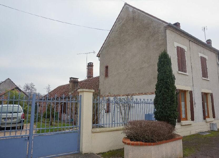 Maison à vendre 112m2 à Rogny-les-Sept-Écluses