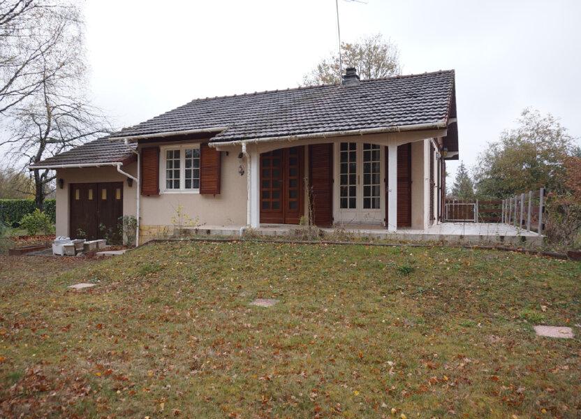 Maison à vendre 54m2 à Chailly-en-Gâtinais