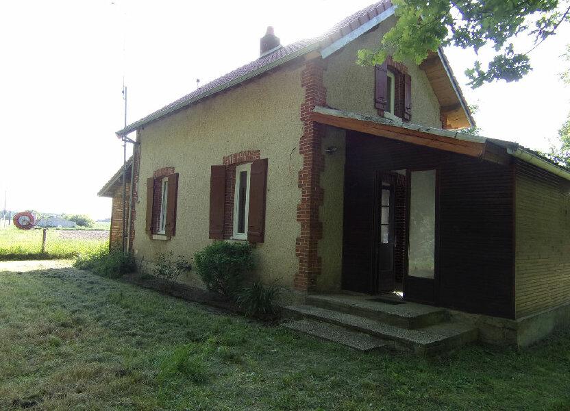 Maison à louer 66.88m2 à Coudroy