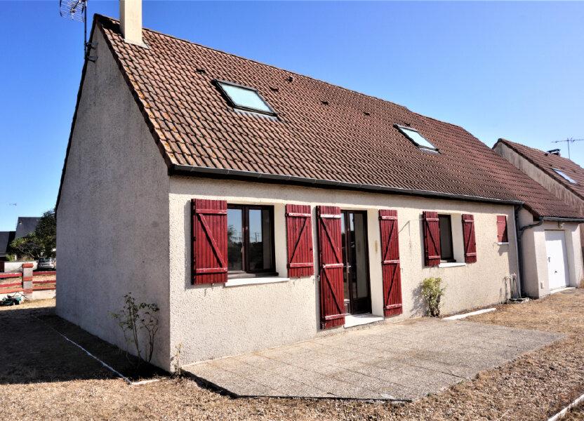 Maison à vendre 120m2 à Sully-sur-Loire