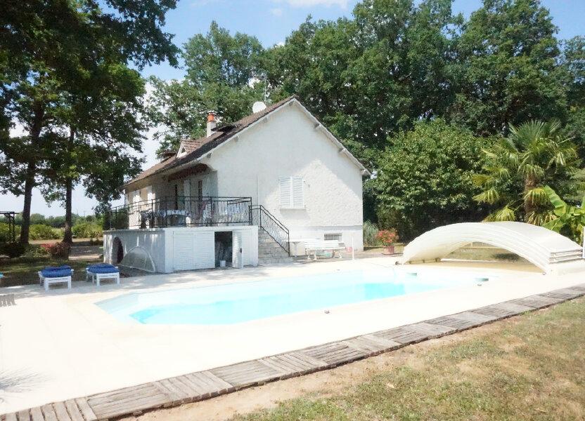Maison à vendre 141m2 à Châtillon-Coligny