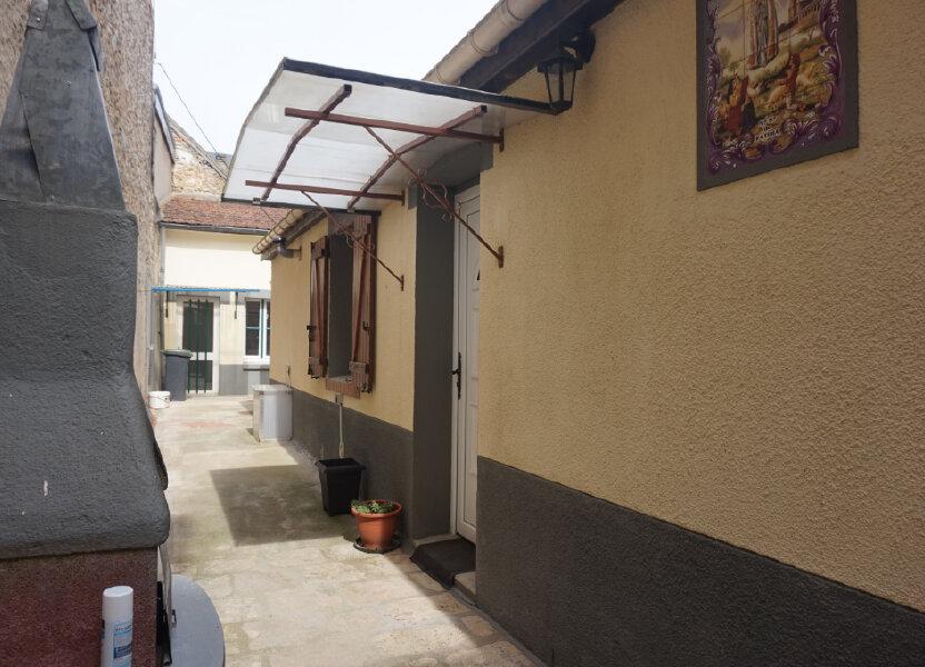 Maison à vendre 60m2 à Châtillon-Coligny