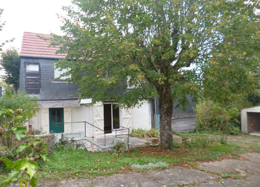Maison à vendre 59m2 à Saint-Maurice-sur-Aveyron