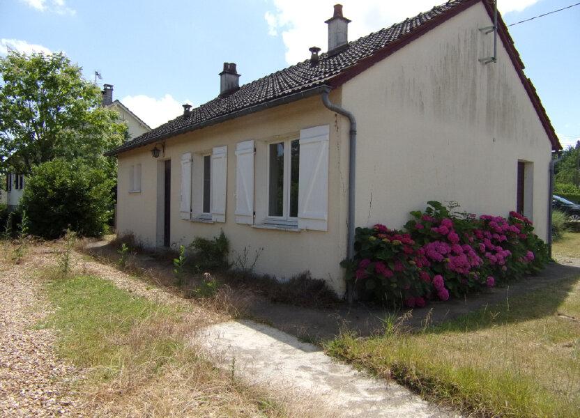 Maison à louer 55.71m2 à Châtillon-Coligny