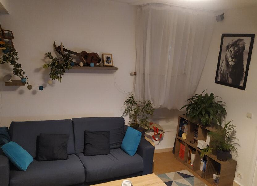 Appartement à louer 30.35m2 à Gilette