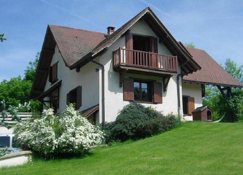 Maison à louer 130m2 à Saint-Christophe-sur-Guiers