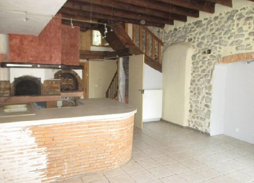 Maison à louer 133.11m2 à Saint-Christophe-sur-Guiers