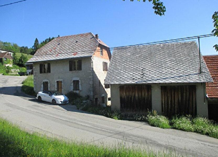 Maison à vendre 93m2 à Saint-Christophe-sur-Guiers