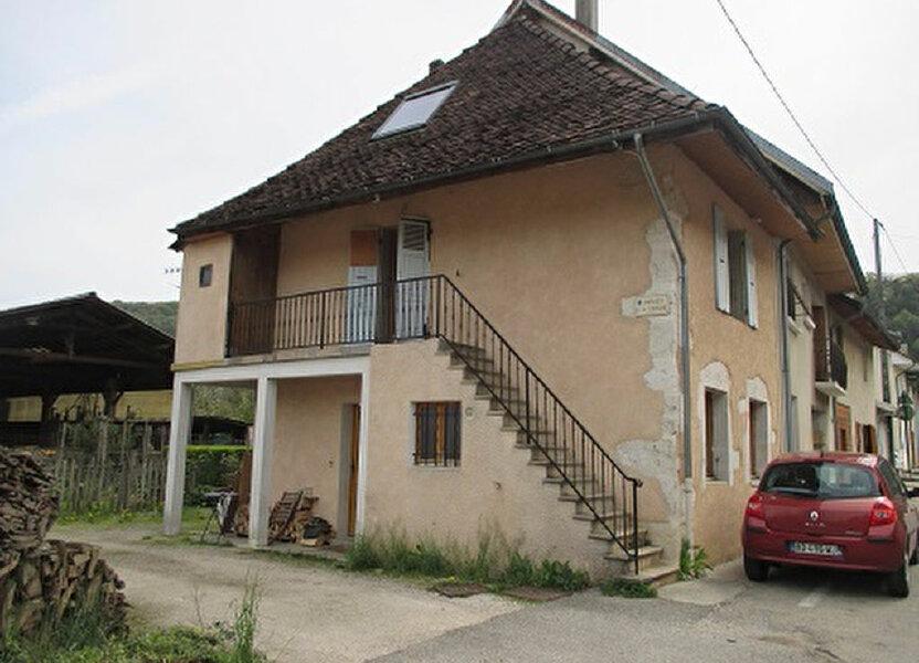 Maison à louer 60m2 à Saint-Christophe-sur-Guiers