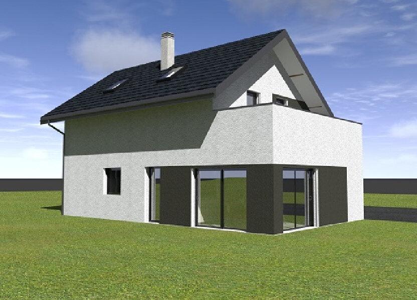 Maison à vendre 109.32m2 à Les Échelles