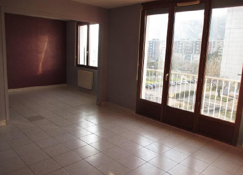 Appartement à louer 77.8m2 à Échirolles
