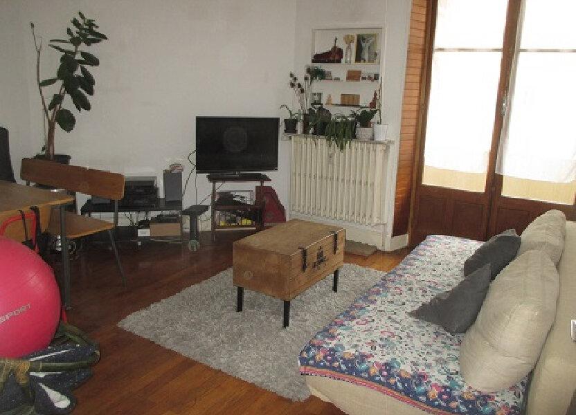 Appartement à louer 58.54m2 à Chambéry