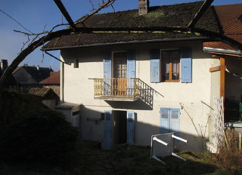 Maison à vendre 75m2 à Les Échelles
