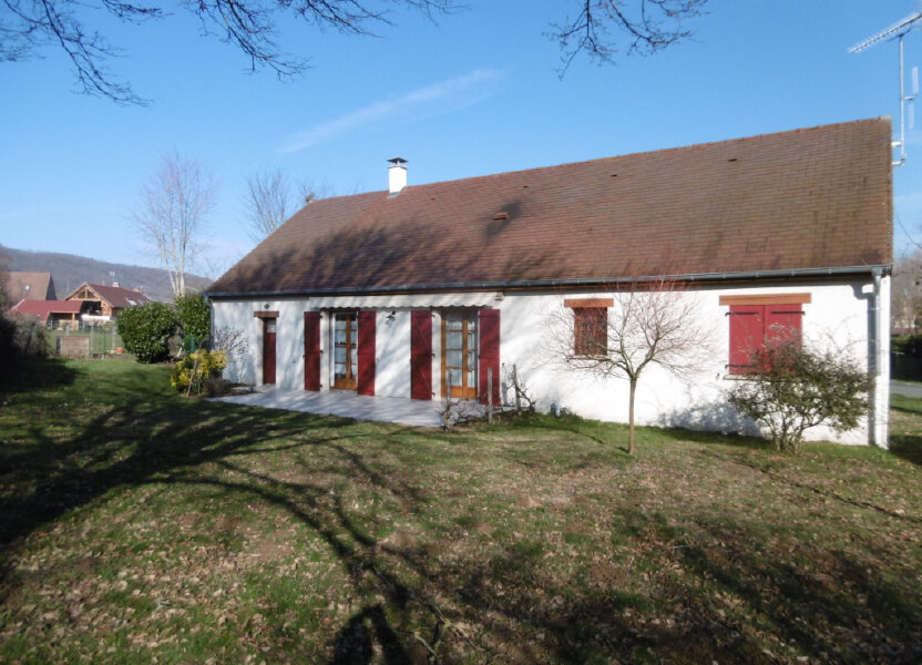 Maison à vendre 99m2 à Sainte-Hélène