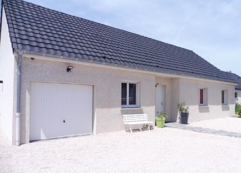 Maison à vendre 100m2 à La Charmée