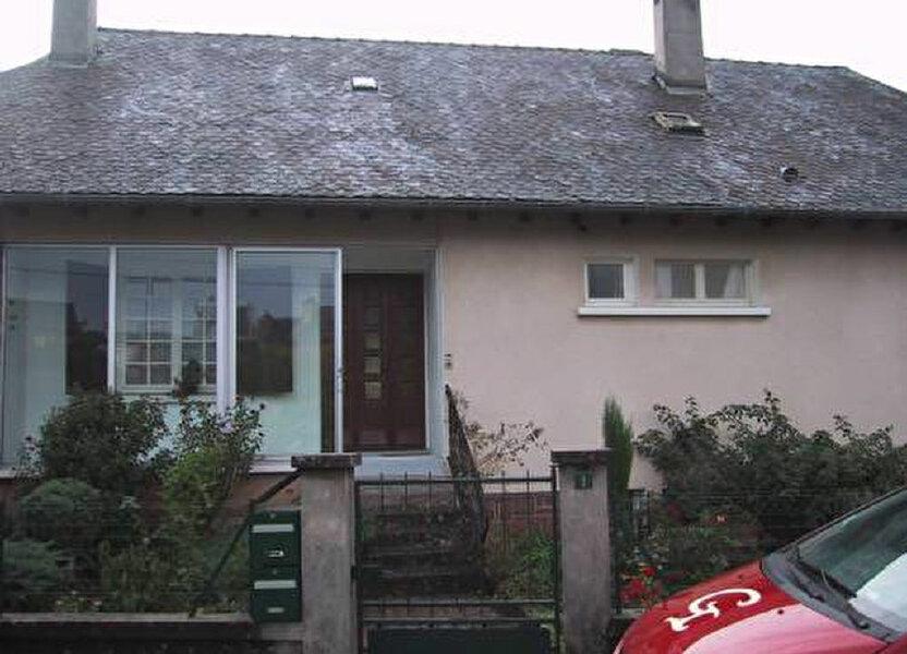 Appartement à louer 80m2 à Saint-Christophe-Vallon