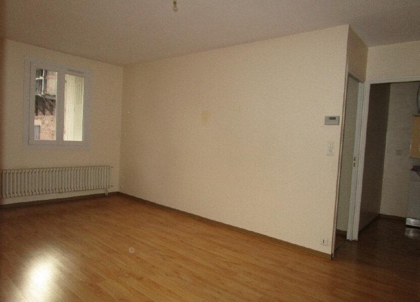 Appartement à louer 55.37m2 à Marcillac-Vallon