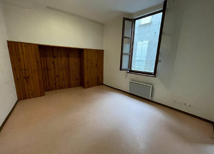 Appartement à louer 34.01m2 à Villefranche-de-Rouergue