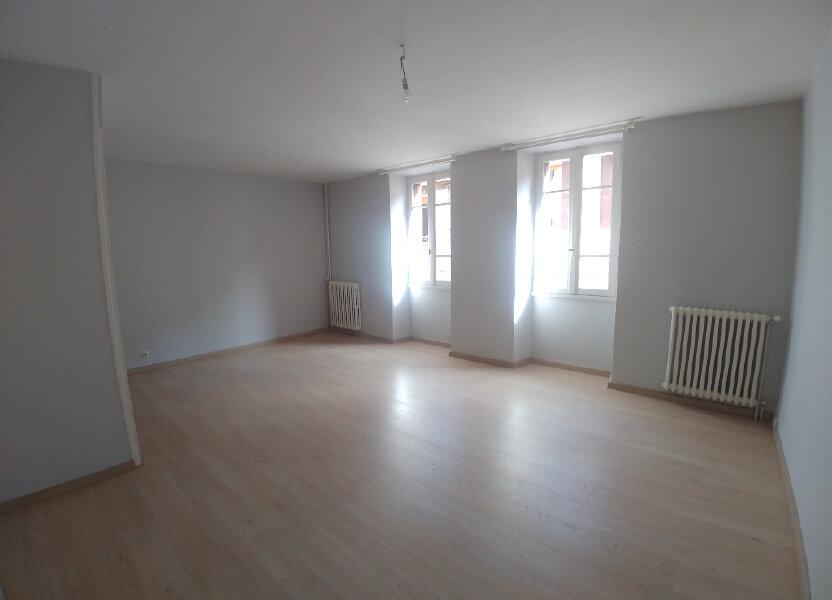 Appartement à louer 43m2 à Marcillac-Vallon