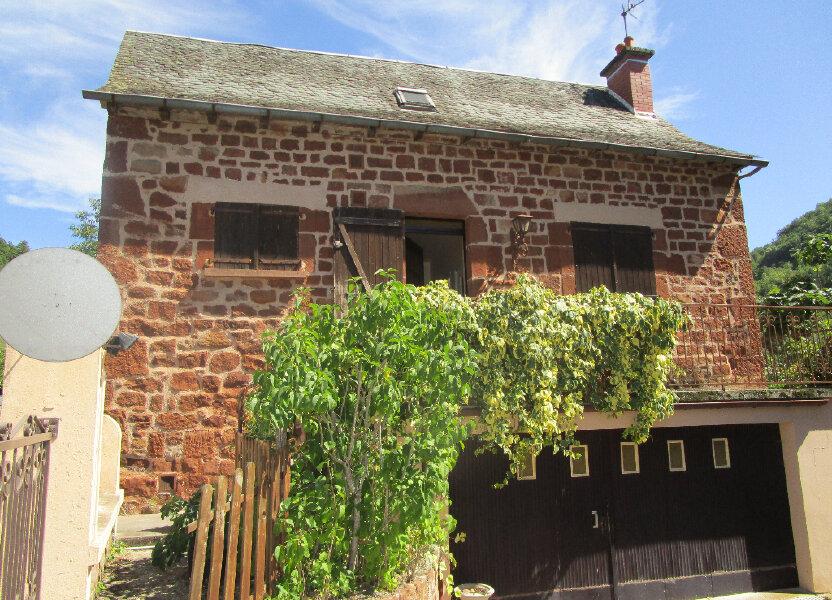 Maison à louer 85m2 à Marcillac-Vallon