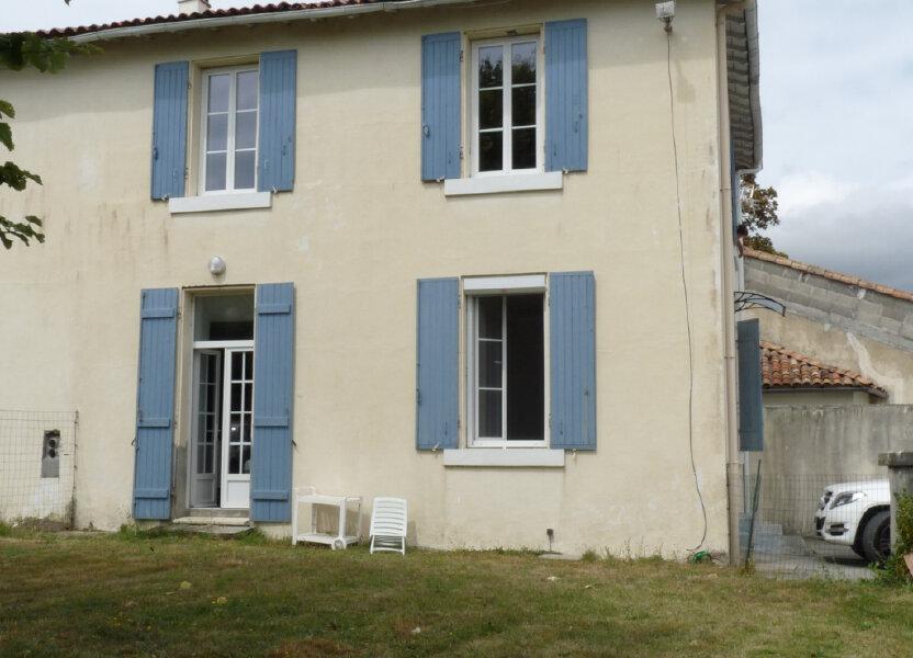Maison à vendre 105m2 à Semussac