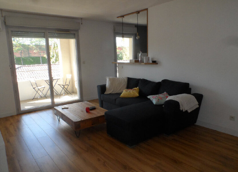 Appartement à louer 48.81m2 à Aucamville