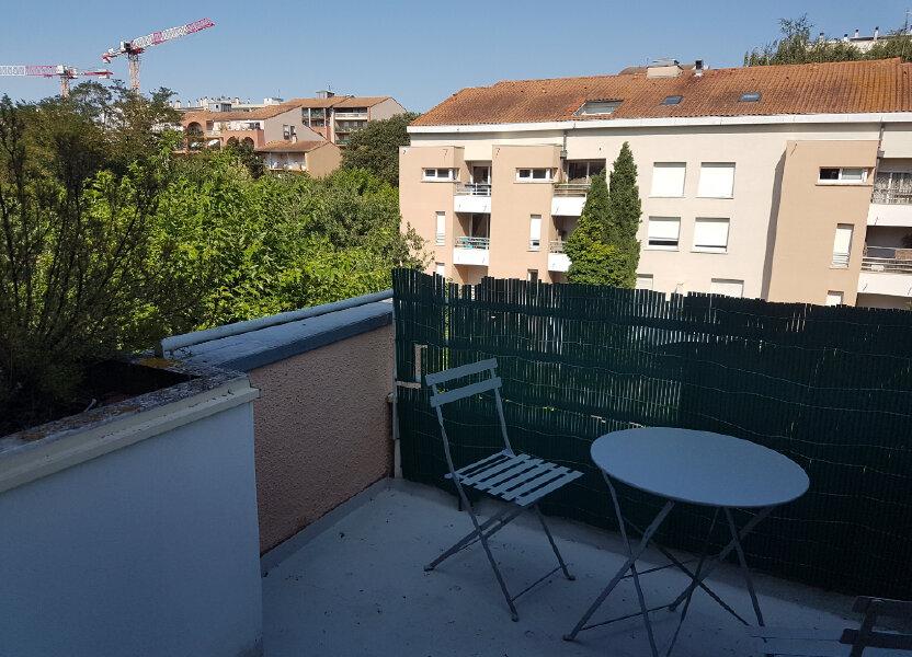 Appartement à louer 41.07m2 à Toulouse