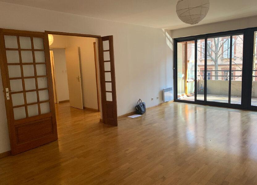 Appartement à louer 78.58m2 à Toulouse