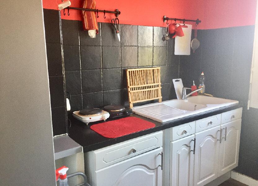 Appartement à vendre 56m2 à Bourg-Saint-Andéol